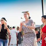 Bathukamma & Dasara Celebrations 2014 - Americans%2Bplaying%2Bbathukamma.jpg