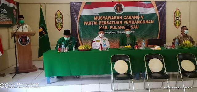 Muscab V DPC PPP Pulpis, Tim Formatur Bakal Pilih Ketua dan Kepengurusan Baru