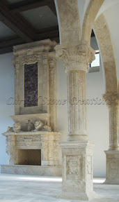 Fireplaces, Gallery, Interior, Natural Stone, Overmantels, Surrounds