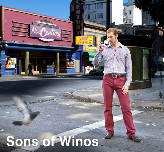 Sons of Winos Pants