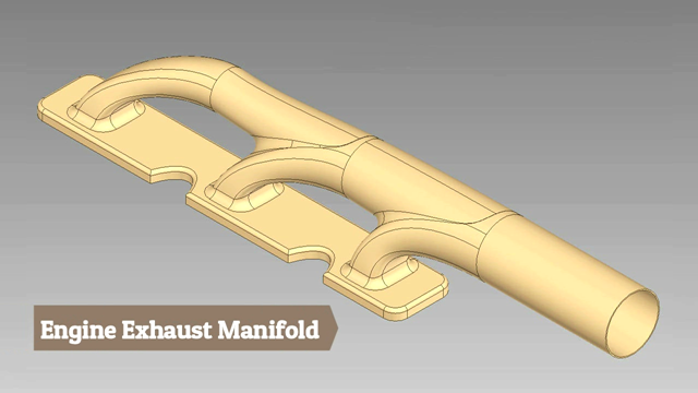 Engine Exhaust Manifold_1