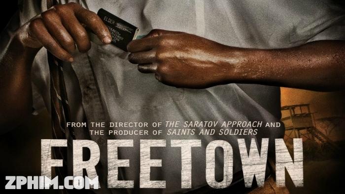 Ảnh trong phim Miền Đất Tự Do - Freetown 1