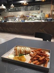 Die Küche Q6Q7 | Tigerlily Dragonwelp Fish Chips Jungbusch Style Die Kuche Q6q7