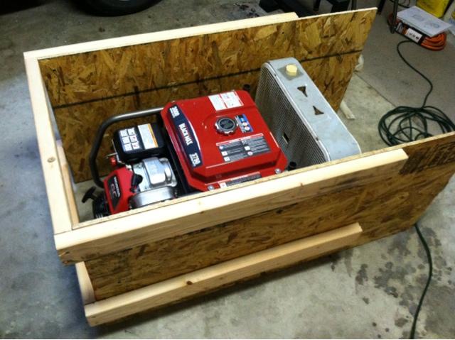 Learn More Stuff Generator Cabinet