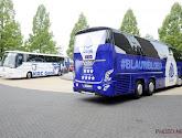 Originele actie zorgt voor unieke bus waarmee Genk richting de Heizel trekt