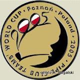World Cup 2005 - bankiet  IX Puchar Novotel