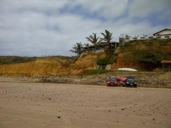 Praia de Ponta Verde - Sao José de Pirabas, Maranhao foto: Sukarno Cruz Torres/Panoramio