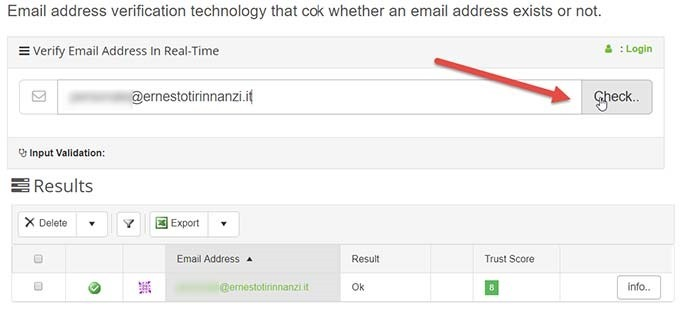 email-address-verification