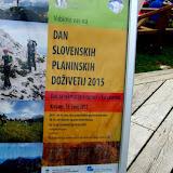 Dan planinskih doživetij 2015 na Krvavcu
