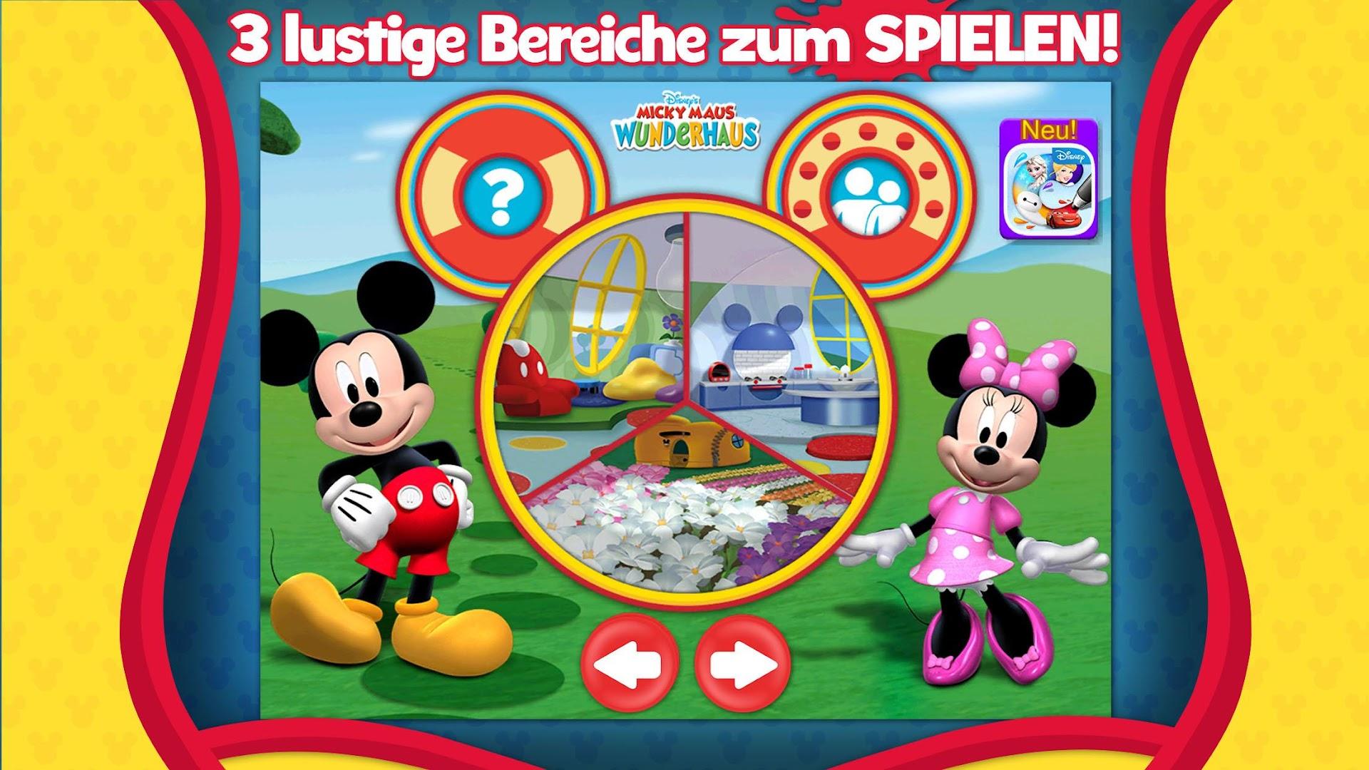 Ausgezeichnet Baby Mickey Maus Clubhaus Malvorlagen Ideen ...