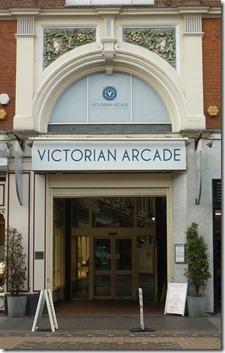 2 victorian arcade walsall