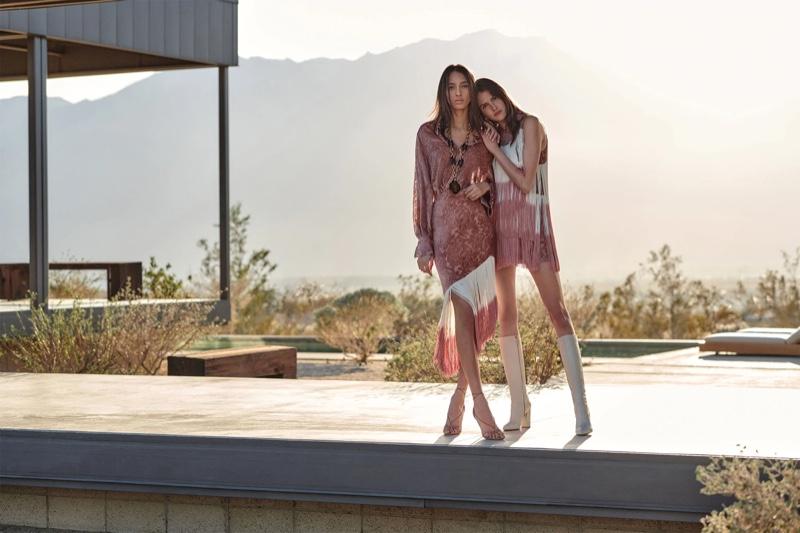 Alexis Fall/Winter 2020 Lookbook starring Vanessa Moody and Yasmin Wijnaldum
