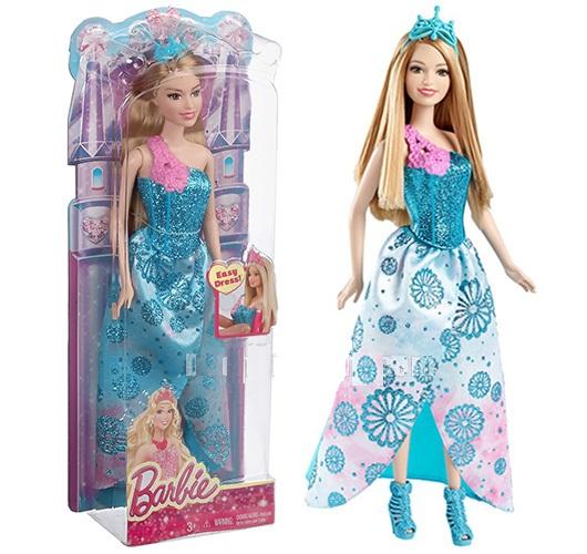 Barbie công chúa thần tiên Fairytale Princess Assortment