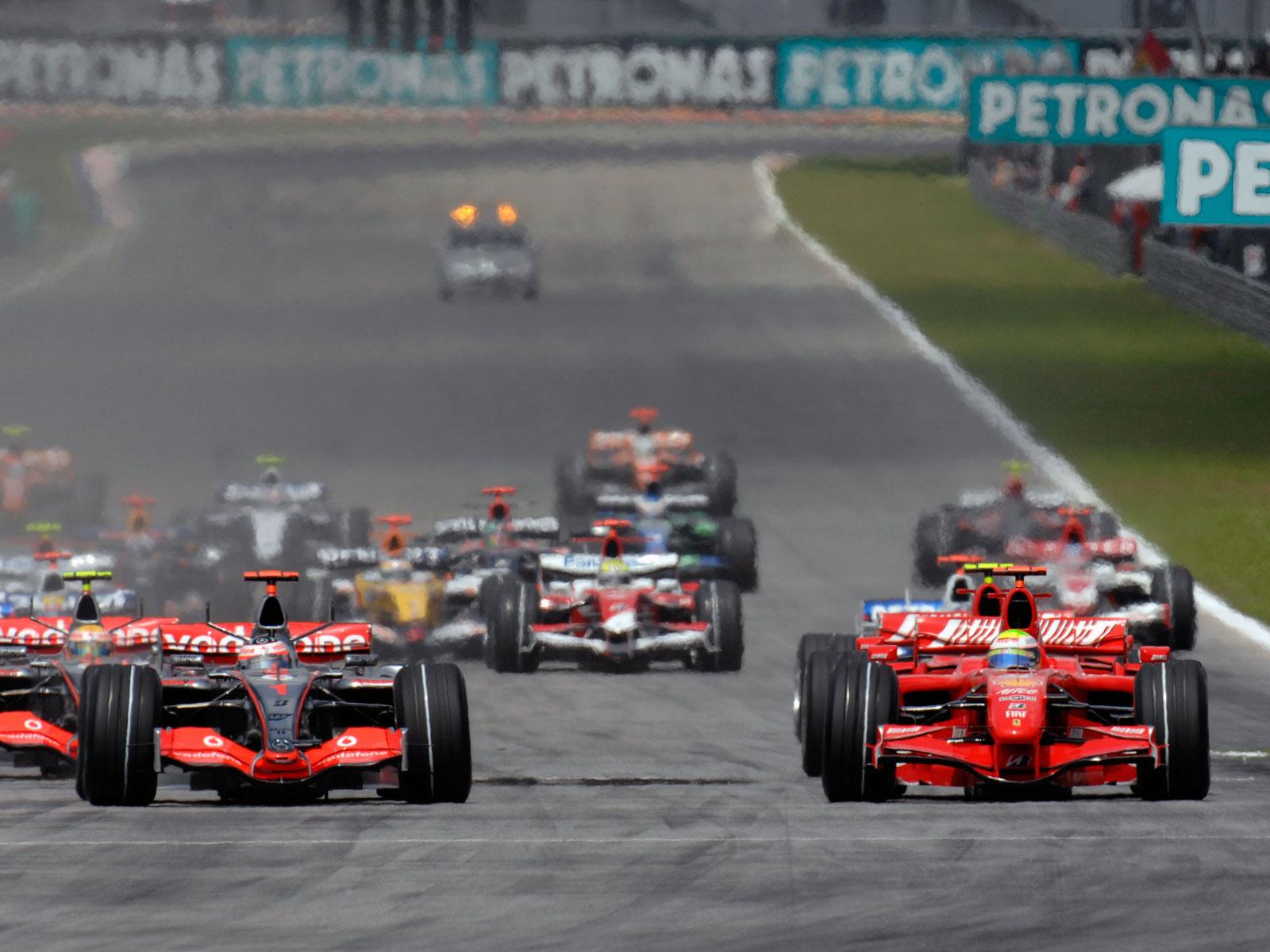HD Wallpapers 2007 Formula 1 Grand Prix of Malaysia | F1-Fansite.com Red Bull Wallpaper