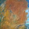 Landschaftliches, 1996. �l auf Leinwand, 110,5 x 70,5 cm.Euro  3.900,-
