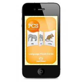 PCS Language Flash Cards app