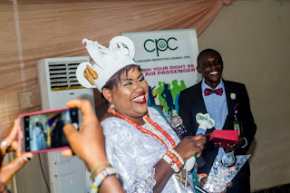 Yeye Oge of okunland bags Aare YeyeOge of YORUBA Land home & diaspora