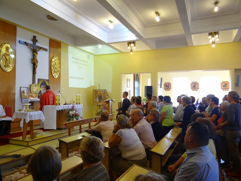 2014 Rekolekcje - Podwyższenie Krzyża Świętego w Częstochowie - DSC07483.JPG