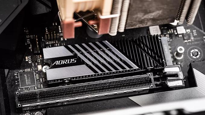 Gigabyte Aorus Gen4 7000s M.2 NVMe SSD İnceleme