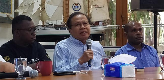 Rizal Ramli Ingatkan Jokowi: Nyawa Lebih Penting dari Proyek