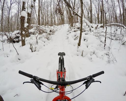 Christmas Eve ride