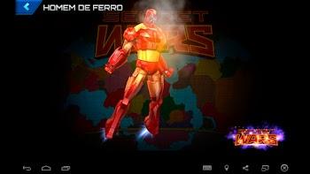Homem de Ferro - Guerras Secretas: 2099