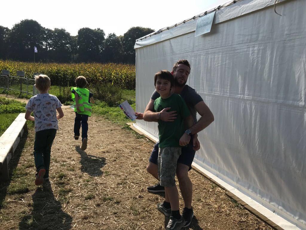 De Kikkers naar het maïsdoolhof - IMG_8348.JPG