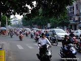 Moppe är det som gäller i Saigon!