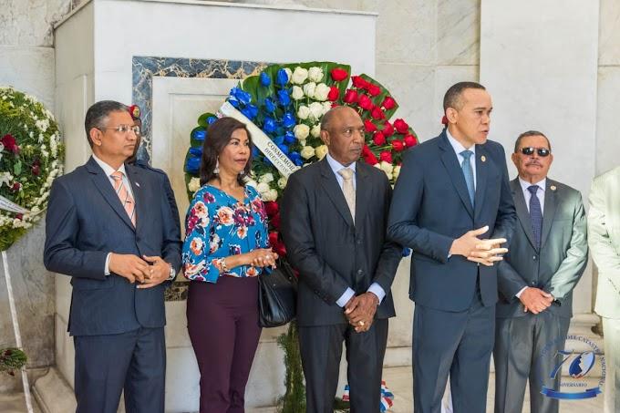 LA DIRECCION GENERAL DEL CATASTRO NACIONAL CELEBRA 70 ANIVERSARIO