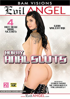 Horny Anal Sluts