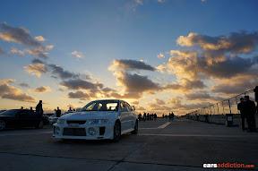 Sunrise Mitsubishi Evo