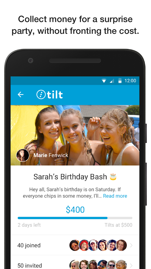 Tilt- screenshot