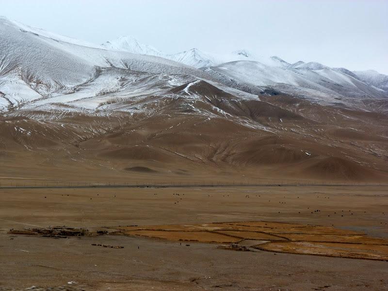 XINJIANG. Karakoram Highway, lune des plus haute route au monde, en passant a 4400 m - P1280646.JPG
