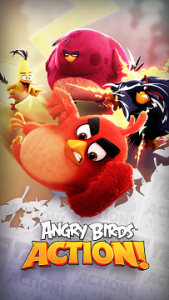Angry Birds Action MOD APK