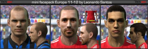 final%252520edition PES 2011: Face de Sneijder, Raul Meireles e Andy Carroll