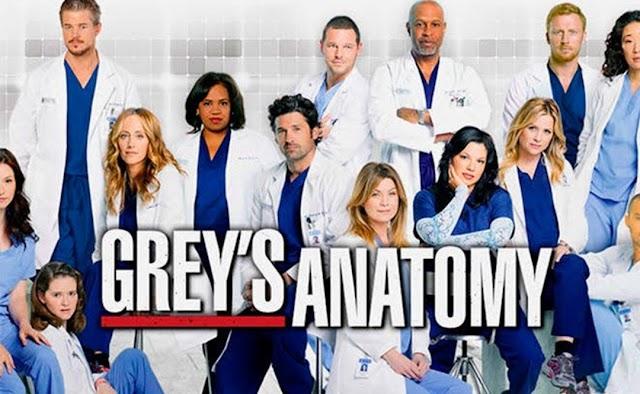 Grey's Anatomy ganhará uma nova série Spin-Off pela ABC