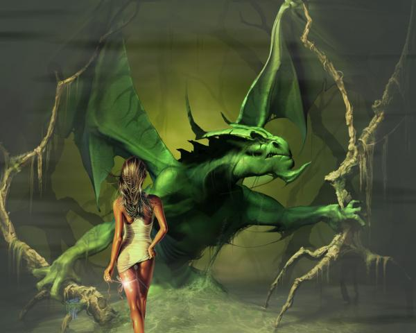 Siren, Green Witches