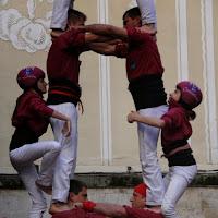 19è Aniversari Castellers de Lleida. Paeria . 5-04-14 - IMG_9440.JPG