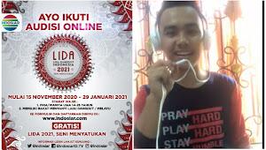 Audisi Online LIDA 2021 Jangkau Talenta Muda Berbakat di Sumut