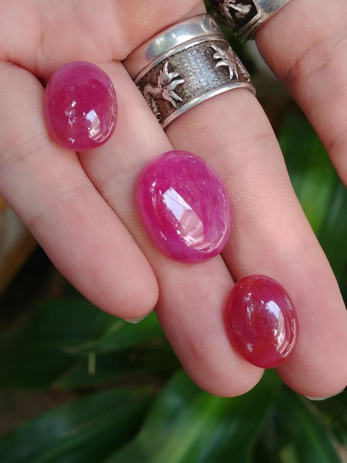 Natural Ruby thiên nhiên Việt Nam hàng Lục Yên