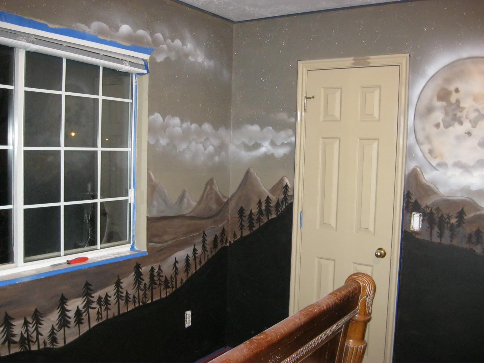 Movie Themed Bedroom