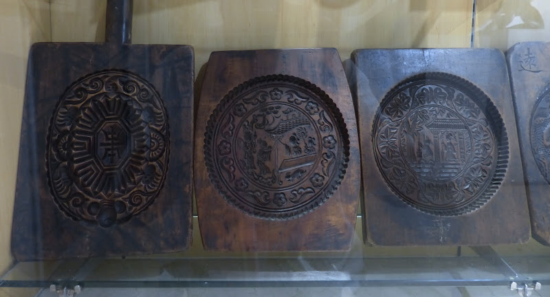 Danshui et une impressionnante collection de moules à gâteaux - P1240810.JPG