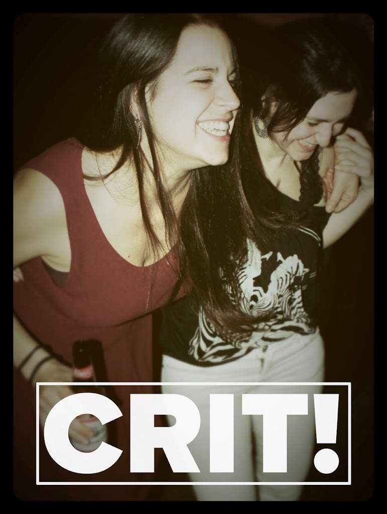 CRIT! #35 2015-02-05 08