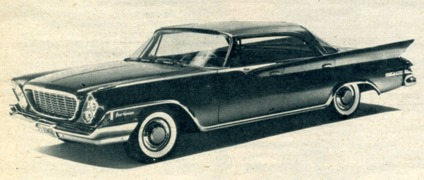 Chrysler New-Yorker 1960