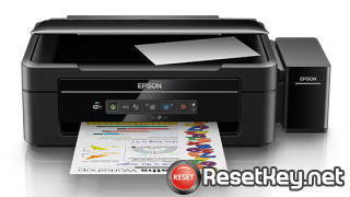 Reset Epson L385 ink pads are at the end of their service life