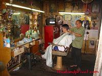 Ein Frisörsalon