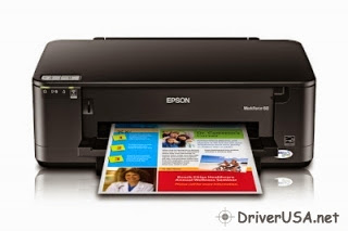 Upgrade your driver Epson WorkForce 60 Inkjet printer – Epson drivers