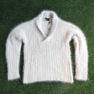 Gucci Angora Blend Sweater