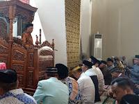 Gubernur Sulawesi Selatan Nurdin Abdullah, Resmikan Mesjid Mir'aatul Khaerat