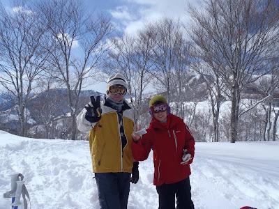 2013年スキー鍋